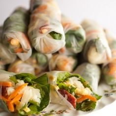 Awesome website for Vietnamese food, it all looks so good!