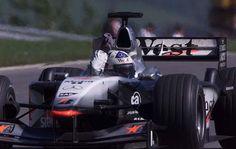 """ 14 years ago won the for McLaren. Michael Schumacher was David Coulthard, Michael Schumacher, Racing, Image, Running, Auto Racing"
