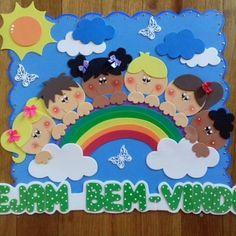 Art Activities For Kids, Back To School Activities, School Classroom, Classroom Decor, Diy And Crafts, Crafts For Kids, Paper Crafts, Kindergarten Bulletin Boards, Bulletin Board Design