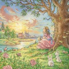 Alice in Wonderland by Olga Kovalyova (64 pieces)