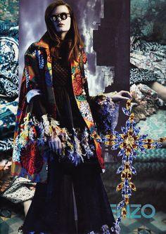 Iris van Gelder Fashion Collages