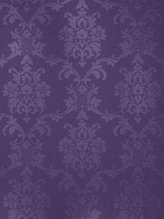 Vliestapete Rasch Textil Barock lila Love 136824