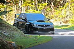 Subaru impreza - But I dared to criticize