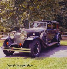 1930 Rolls-Royce Springfield Phantom by jwhanley, via Flickr