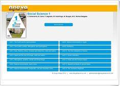 "Anaya Digital: ""Social Science de 1º de E.S.O."" English Play, Anaya, Social Science, Socialism, Interactive Activities, Learning, Historia, Social Studies"