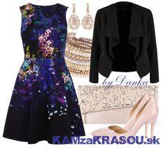Pre milovníčky kvetov - KAMzaKRÁSOU.sk #kamzakrasou #sexi #love #jeans #clothes #coat #shoes #fashion #style #outfit #heels #bags #treasure #blouses #dress