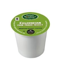 Green Mountain Colombian Fair Trade Select 96 KCups ** Learn more by visiting the image link.  This link participates in Amazon Service LLC Associates Program, a program designed to let participant earn advertising fees by advertising and linking to Amazon.com.