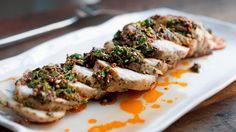 ... orange chipotle pork loin charmoula roasted pork loin recipes dishmaps