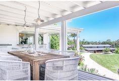 the grove Byron Bay House Design, House, House Exterior, House Styles, Weatherboard House, Hawaii Homes, Coastal Homes, Beach House Design, Minimalist Home