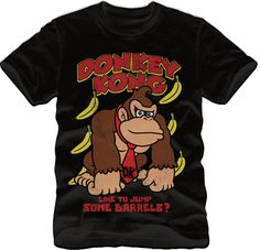 The Gear - Donkey Kong T-Shirt