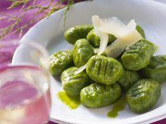 Bärlauch-Gnocchi und andere Baerlauch-Rezepte