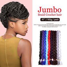 16 Jumbo Braid Xpressions Braiding Hair Ideas In 2021