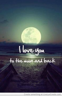 I love you too the moon and back my darling. You are my love and best friend. My place of rest. I love you! Love Of My Life, My Love, I Love You To The Moon And Back, You Are My Rock, My Wish For You, I Love You Mom, Love Amor, Romance, Cute Quotes