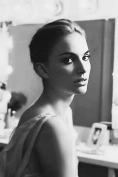 Natalie Portman. Im so jealous..