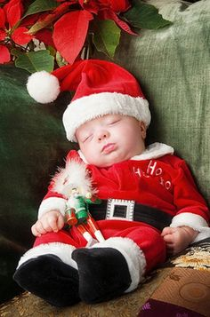 Cute Baby Pictures On Pinterest Christmas Baby