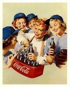 Classic Coca-Cola ...love the graphics...
