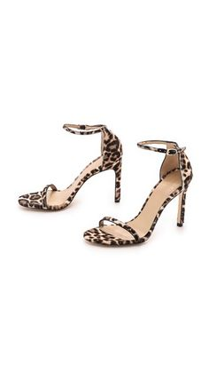leopard sandal perfection!