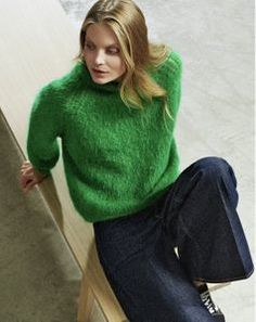 Garn fra House of Yarn på tilbud - Hoy.no Turtle Neck, Sweaters, House, Fashion, Threading, Moda, La Mode, Sweater, Haus
