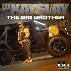 """DJ Kay Slay will be releasing his new album, The Big Brother on August He drops off his lead single """"Wild One"""" featuring Rick Ross, 2 Chainz, Kevin Gates and Meet Sims. The Big Brother wil Lloyd Banks, Rap, Tech N9ne, Hip Hop, Dave East, Juicy J, Busta Rhymes, Kevin Gates, 2 Chainz"""