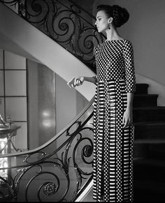 {fashion inspiration   editorial : kati nester photographed by karl lagerfeld} by {this is glamorous}, via Flickr
