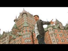 ▶ Visite de Quebec : de la vieille-ville à la cabane à sucre... - YouTube
