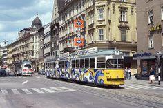 Trams de Linz (Autriche)