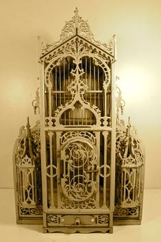 Victorian Bird Cages - Bing Images                                                                                                                                                                                 More