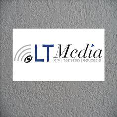 Logo design for LT Media   Designed for a pitch   Interested in a logo? www.beeldkrachtontwerp.nl