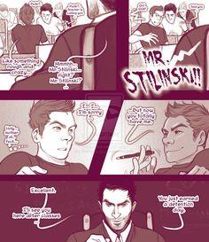 STEREK TEACHER comic commission by Romax pg02 by Slashpalooza on deviantART