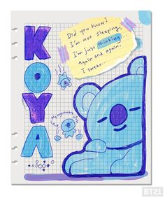 #bt21 #bts #army #koya #rapmonster #rapmon #namjoon #kimnamjoon