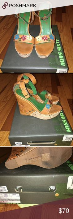 Miss Sixty Sandal Wedges Sandals Miss Sixty Shoes Sandals