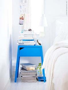 Nyhet: SELJE sängbord