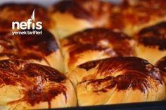 Patatesli Açma - Nefis Yemek Tarifleri - rosecakeland Baked Potato, Potatoes, Chicken, Meat, Baking, Ethnic Recipes, Desserts, Food, Wordpress Theme