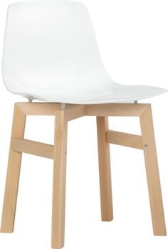 petite chair in dining chairs, barstools | CB2