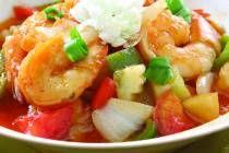 Sweet and Sour Shrimp Stir-Fry
