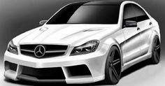 Misha Designs Mercedes C klase