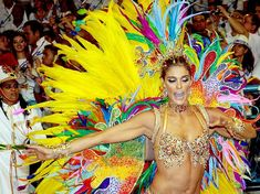 Feathers, carnival