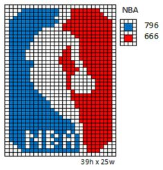 NBA Logo by cdbvulpix.deviantart.com on @deviantART