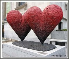 Jim Dine, Twins Hearts