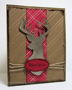 Outdoor Man Card by RaeInReno - Cards and Paper Crafts at Splitcoaststampers