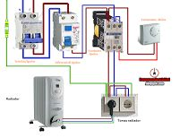 How To Wire Contactor And Overload Relay Contactor