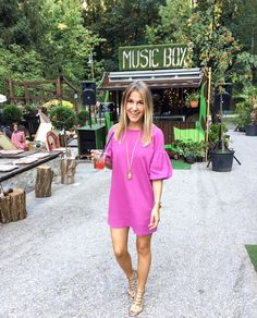 Matea Gecevic on Instagram Summer Garden, Shirt Dress, T Shirt, Pop Up, Gin, Haha, Unique, Places, Instagram