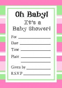 Baby Shower Invitation Maker As Alluring Baby Shower Invitation
