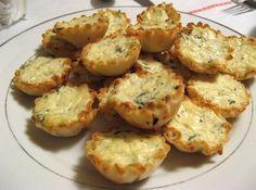 Ricetta Cestini di pasta fillo con gorgonzola e pere