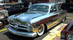 Chromed Classic Ford