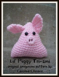 The Kansas Hooker: Lil' Piggy Tri-ami
