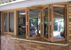 Image result for bi-fold windows