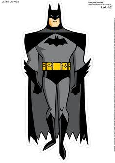 Batman (DC Comics) photo - Batman Printables - Ideas of Batman Printables - Batman (DC Comics) photo Batgirl, Batman And Catwoman, Batman Vs Superman, Joker And Harley, Batman Wallpaper, Batman Free, Baby Batman, Batman Poster, The New Batman