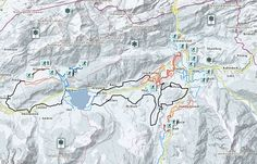 Alle Loipen Diagram, Map, Outdoor, Long Distance, Keep Running, Outdoors, Maps, The Great Outdoors