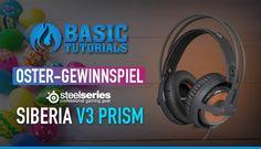 #Ostergewinnspiel: @SteelSeriesDE Siberia V3 Prism Gaming-Headset